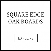 square edge oak board stock