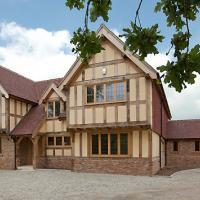 oakland vale timber framed house building