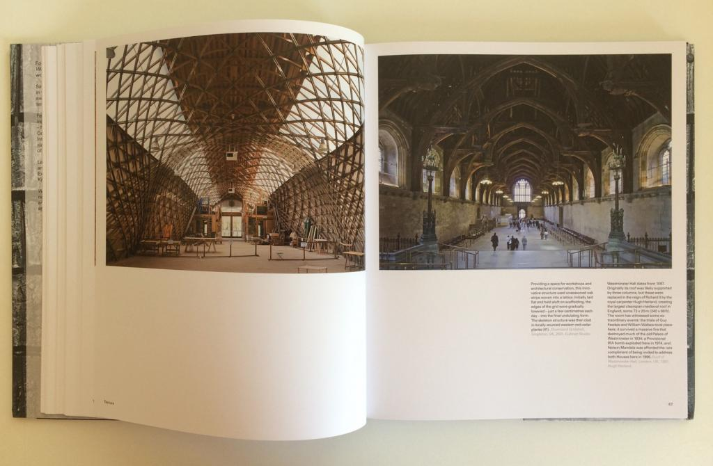 the weald and downland museum gridshell by edward culling in Wood by william hall and richard mabey
