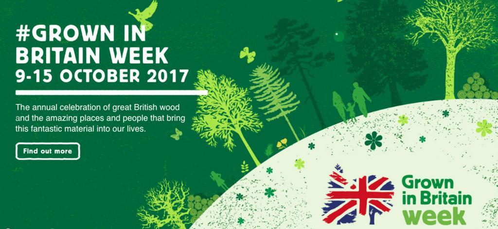 Grown in Britain week 2017