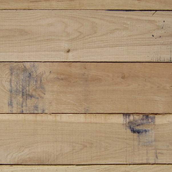 a little bit of detail of blue black staining on some fresh sawn oak copy