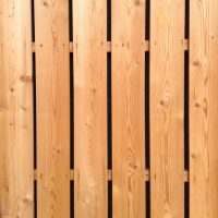 fresh sawn larch square edge rainscreen timber cladding