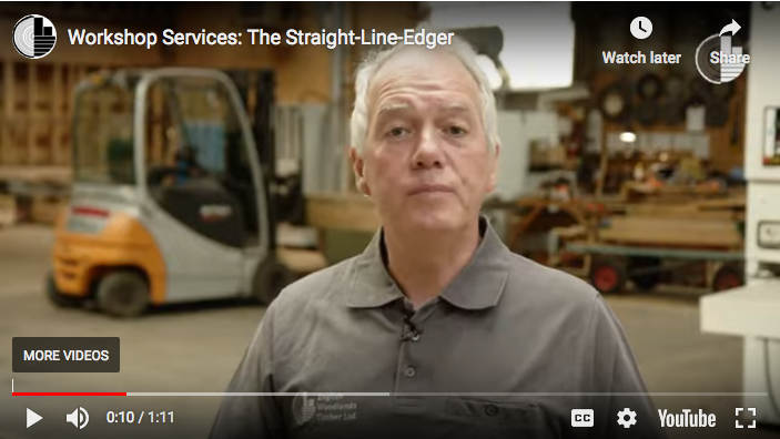 ian mcnally introduces our workshop services and timber machining