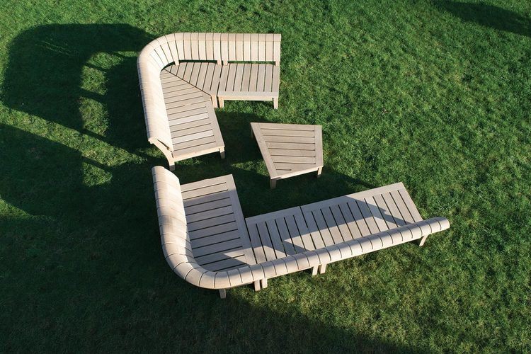Gaze Burvill bespoke garden furniture