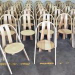 Sitting Firm Colwell chair production