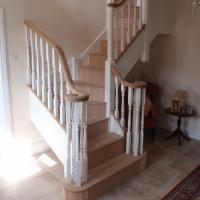 The Joinery Barn interior joinery staircase