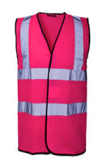 English Woodlands Timber & Forestry are wearing Pink Hi Viz to support CancerWise