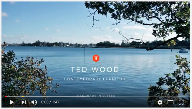Ted Wood contemporary furniture