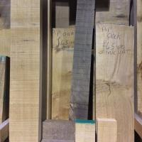 timber rack suare edge species and prices