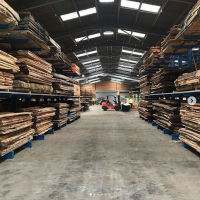 natural light and full height rackin gin the stock shed . english woodlands timber
