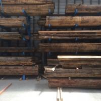 the racks mean organised neat tidey safe timber stacks