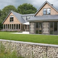 sustainable new build with timber and traditional natural building materials nicholls countrywide
