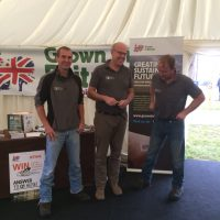 Tom, Paul & Dave at the APF