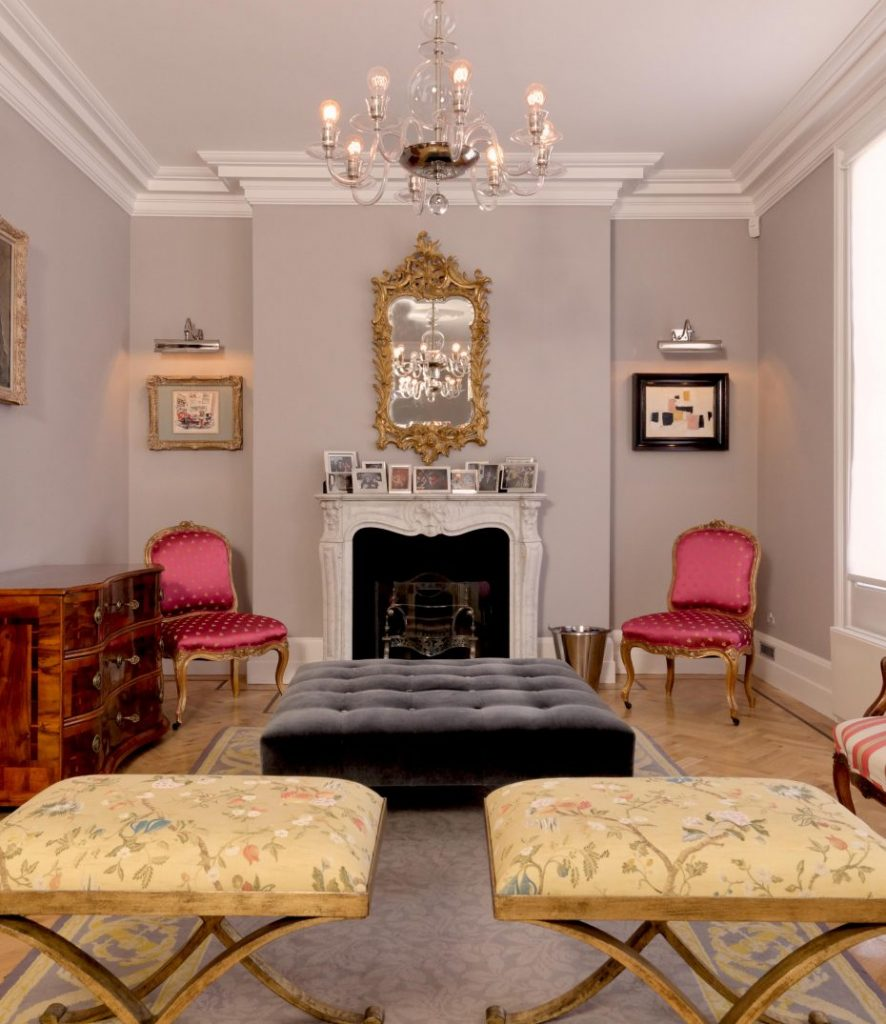 period interior restoration by r w armstrong and sons