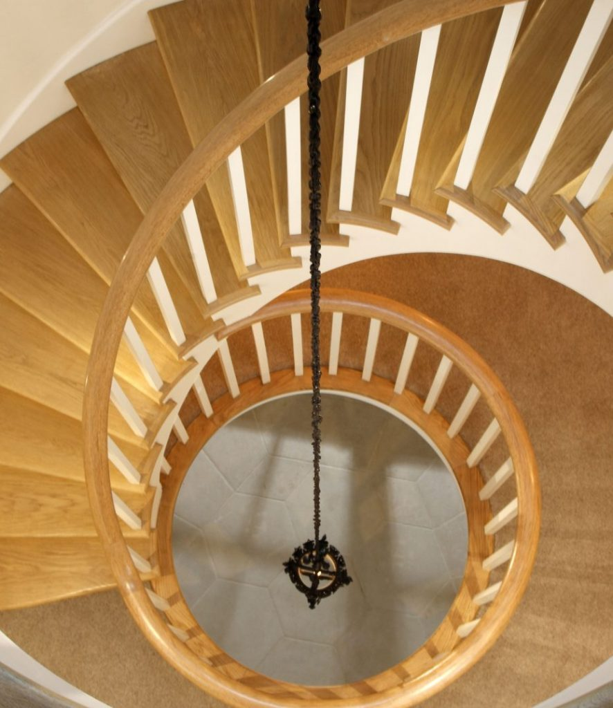 staircase architectural joinery by r w armstrong and sons
