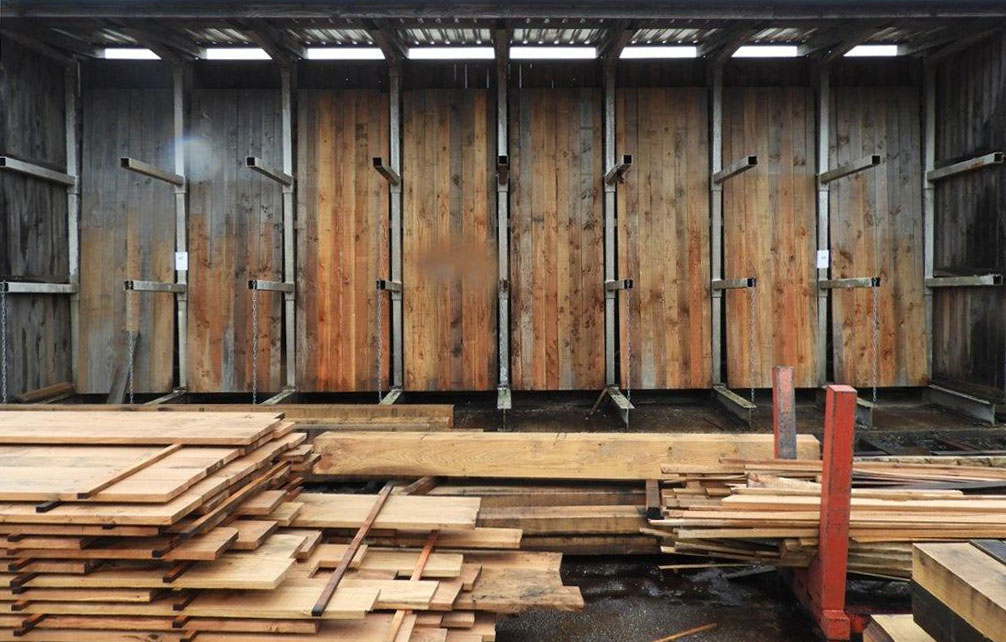northwood forestry exterior timber racks