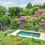woodhouse natural swimming pools abinger house pool and garden landscaping
