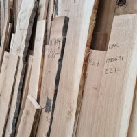 waney edge natural edge or live edge oak boards for salw in the timber rack woodshop and webshop lo