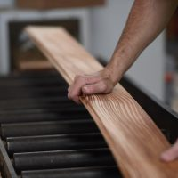 machining mouldings for hardwood joinery and furniture components