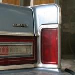 Lincoln tail fin